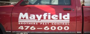 Mayfield Brothers Pest Control - 476-6000